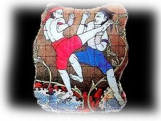 The Art of Muay Thai (Thai boxing)